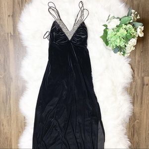 🔥 Dave & Johnny By Laura Ryner Maxi Dress •